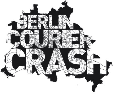 Courier Crash Logo