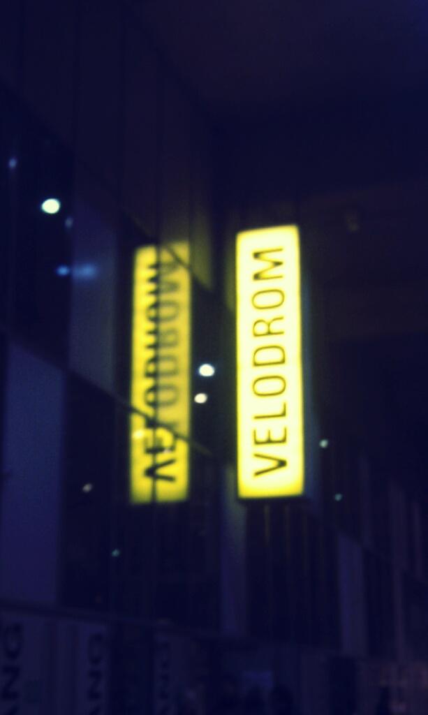Velodrom Landsberger Allee